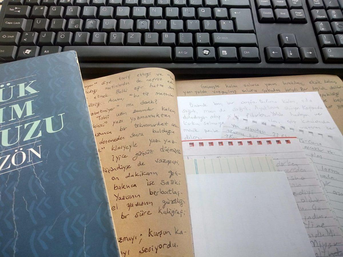 Roman Yazmak Isteyenler Icin 12 Ipucu Yaratici Yazarlik